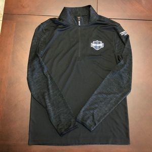 Men's medium 1/4 zip